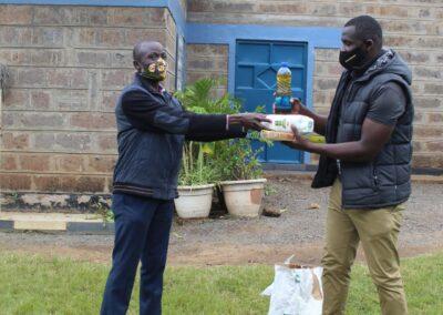 Emergency response – 2nd Food Distribution
