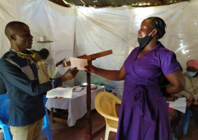SB microgrant beneficiaries